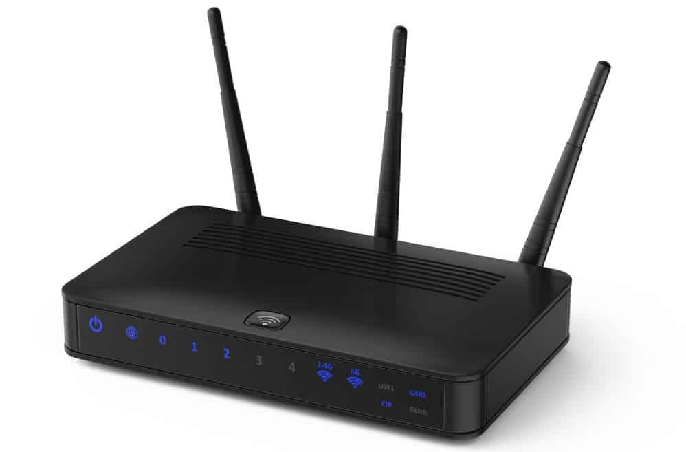 Charter Spectrum Router Rental