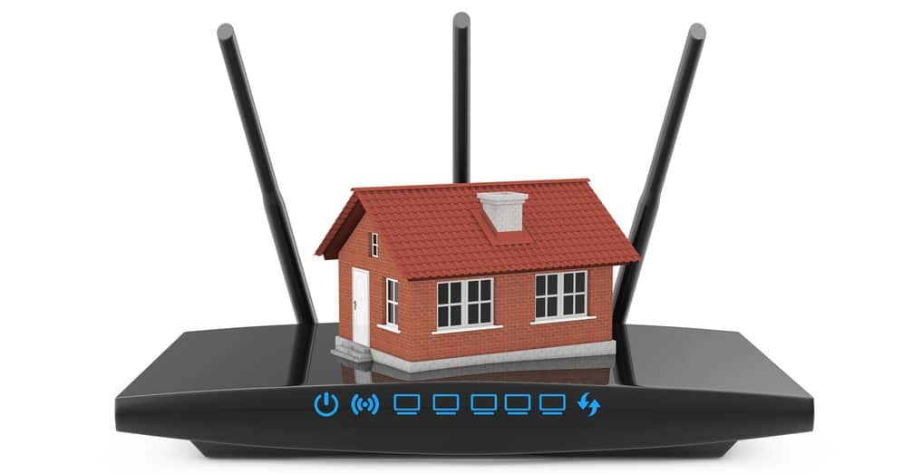 Router Location In 2 Story House