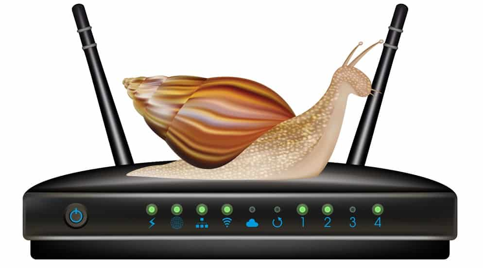 Slow Internet Multiple Devices Connected