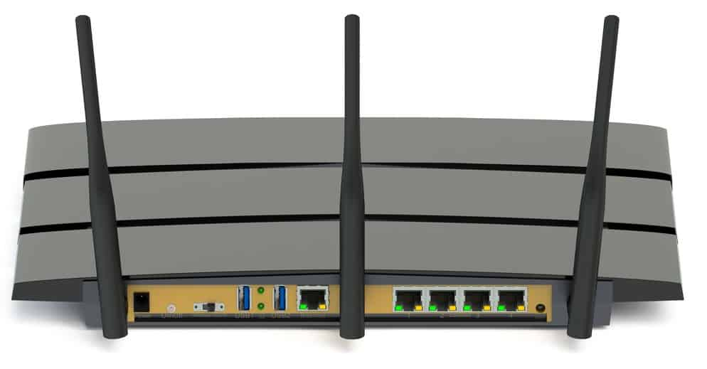 Tri-Band Router Specifications
